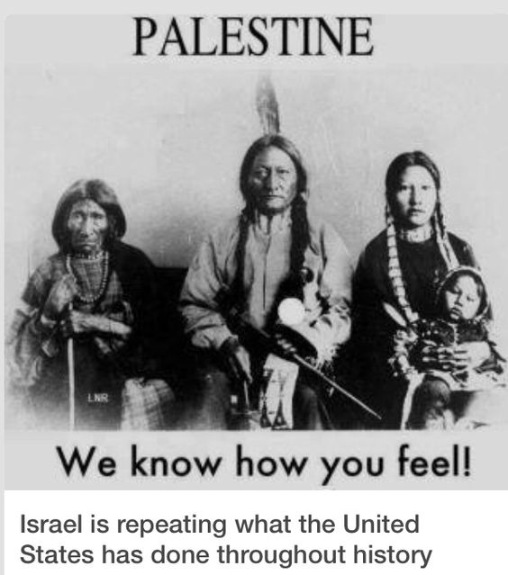 Palestine...: