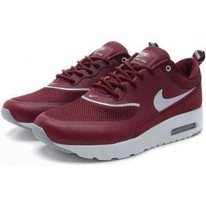 Nike Air Max Thea Sneakers in Maroon