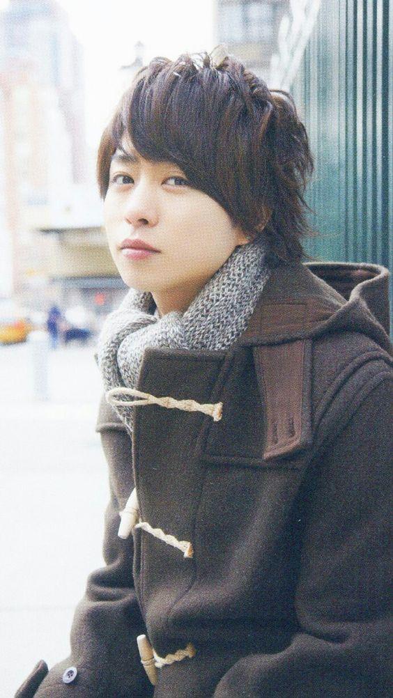 櫻井翔のコート