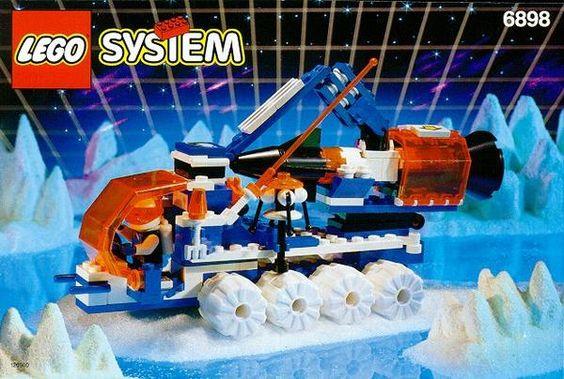 Ice planet legos