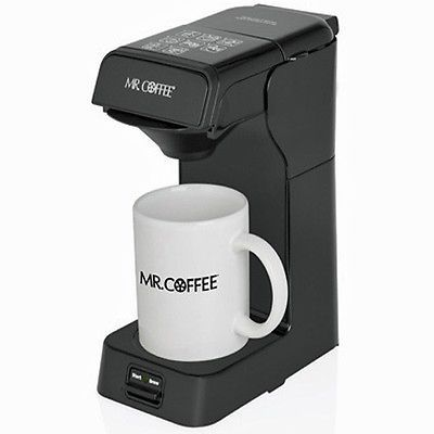 NEW* MR. COFFEE Single Cup Coffee Maker CM2003 **NO K