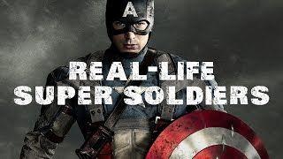Super Soldier Serum? #CaptainAmerica #Comics