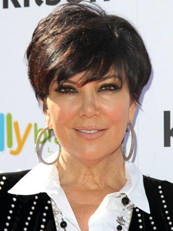 kris jenner haircut | Topics: Kim Kardashian , Kris Jenner , Keeping Up with the Kardashians ...