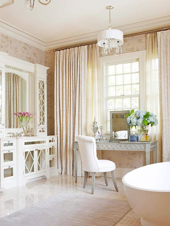 Dressing Up a Functional Room