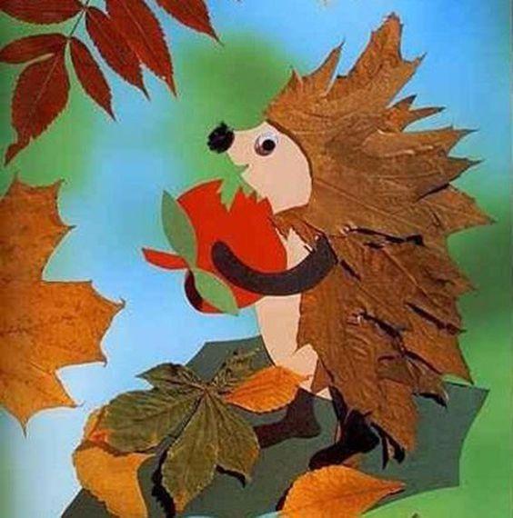 Готовила другой материал, но не могу не поделиться! 1. Сова из листиков. Осень - замечательная пора для прогулок с ребенком. Летний зной больше не вынуждает прятаться в тени деревьев и искать ппохладные местечки, а прогулки по паркам становятся не только полезными, но и чрезвычайно...