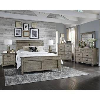 Ophelia Co Chicora Standard Configurable Bedroom Set Reviews Wayfair In 2020 Bedroom Collection Bedroom Sets Bedroom Set