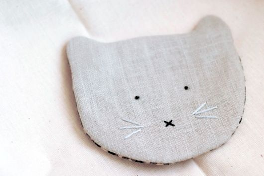 field guided | kitty coasters.