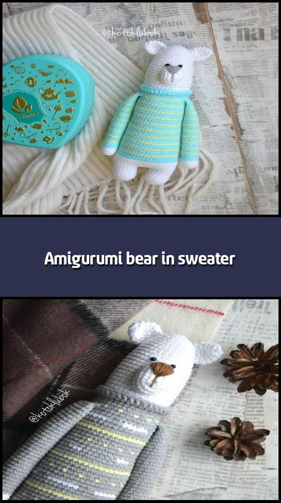Better Back Loop Only Details for Amigurumi (right-handed version ... | 1010x564