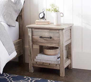 Paulsen Reclaimed Wood Nightstand Diy Furniture Bedroom Reclaimed Wood Nightstand Diy Furniture