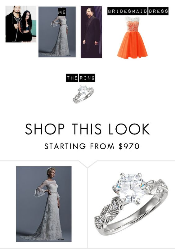 """wedding!"" by fashionbeautygirl1 ❤ liked on Polyvore"
