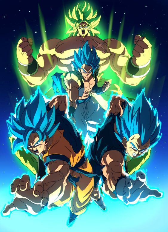 Dragon Ball Super Broly Dragon Ball Image Anime Dragon Ball Super Dragon Ball Goku