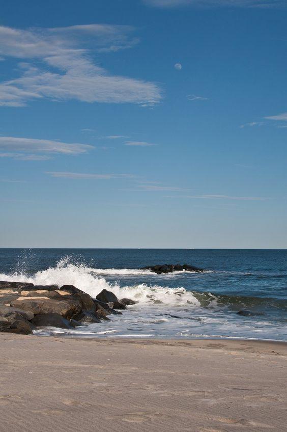 ocean place beach long branch nj beaches pinterest. Black Bedroom Furniture Sets. Home Design Ideas