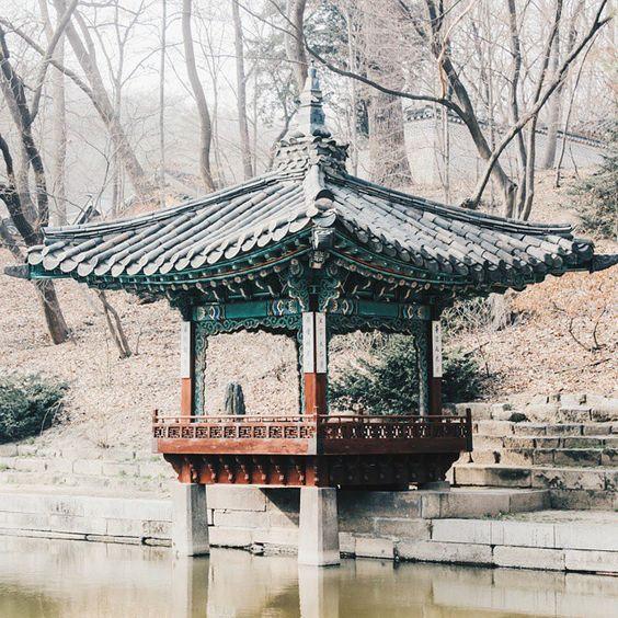 The peaceful place  #temple #secretgarden #Korea #korean #SouthKorea #southkorean #Seoul #seoul_korea #seoulsnap #ig_korea#vscokorea #서울#한국 #한국인#사진 #스냅 #일상 #데일리 #좋아요