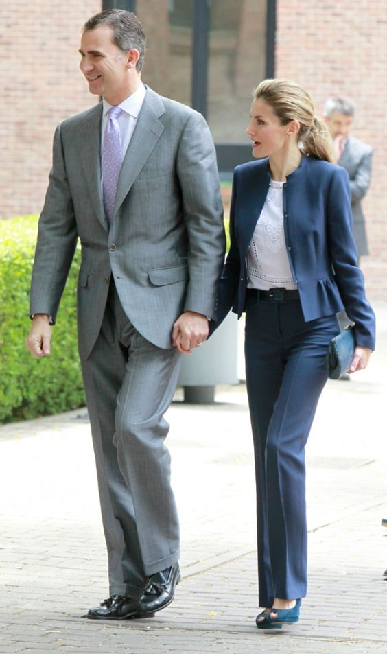 Le 11 juin, les princes des Asturies ont assisté à la réunion annuelle des résidences universitaires, à Madrid.