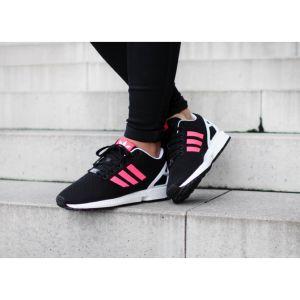 adidas flux rose fluo femme