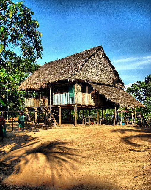 J�baros, Iquitos - Peru