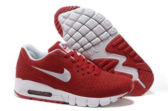 sandales salomon - Nike Air Max 1 Leopard Pack pour Femme Baskets basses Safari Blanc ...