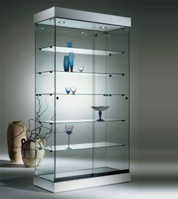 Glass Display Showcases Cabinets Counters Stands Units Planetdisplay Uk Glass Cabinets Display Display Cabinet Modern Glass Display Unit