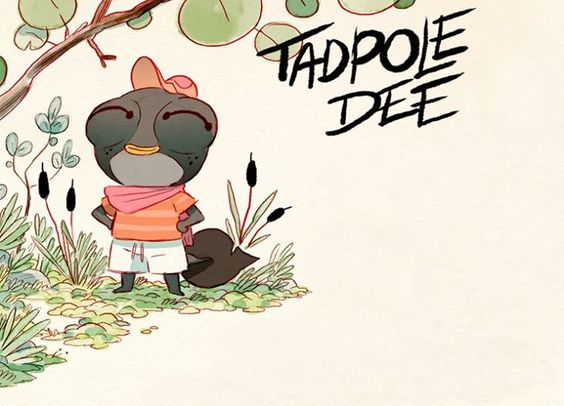 """""""Tadpole Dee"""" by Fabien Mense* • Blog/Website 