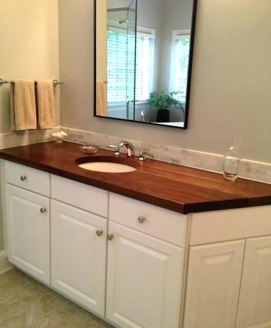White Bathroom Vanities With Top Bathroom Vanity Wood Top Wood For Bathroom Vanity Top Bathroom Bathroom Top Trendy Bathroom Tiles Traditional Bathroom Vanity