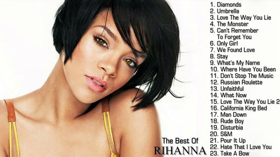 The Best Of Rihanna || Rihanna's Greatest Hits