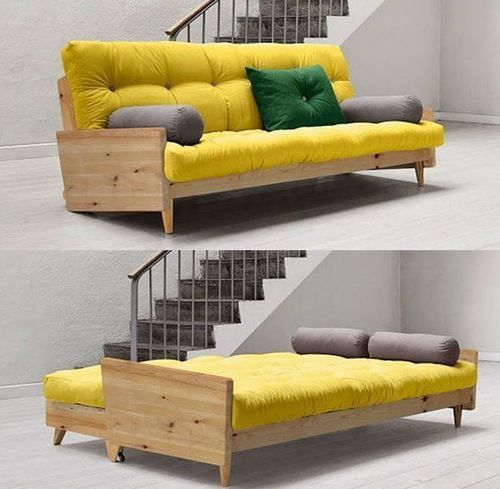 Although It Can Be Used As A Bed A Sleeper Sofa That Can Be Folded Into A Couch Bed Couch Folded Sleeper Sofa In 2020 Furniture Couch Home