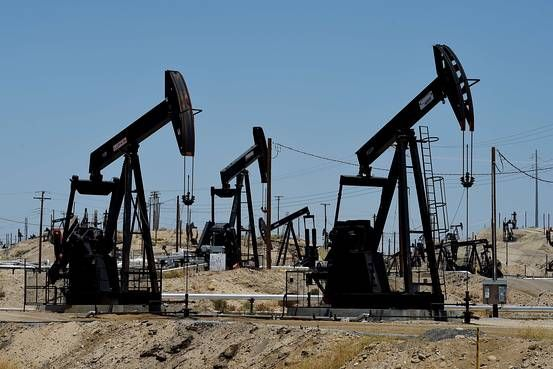 Some of the world's largest energy companies are saddled with their highest debt levels ever as they struggle with low crude prices, raising worries about their ability to pay dividends and find new barrels.