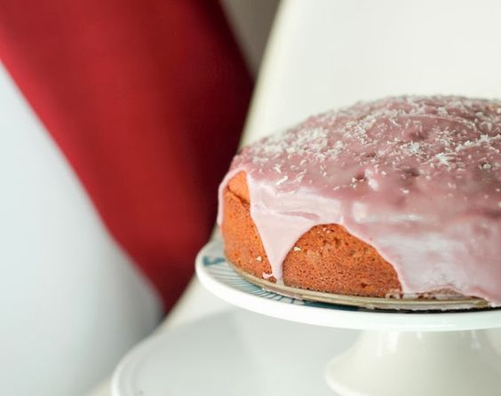 The Sweet Art: Rum Punch Cake