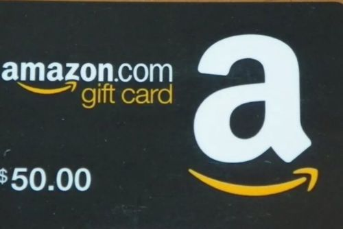 50 Amazon Gift Card Delivered To Your Inbox Asap Amazon Gift Cards Amazon Gifts Cards