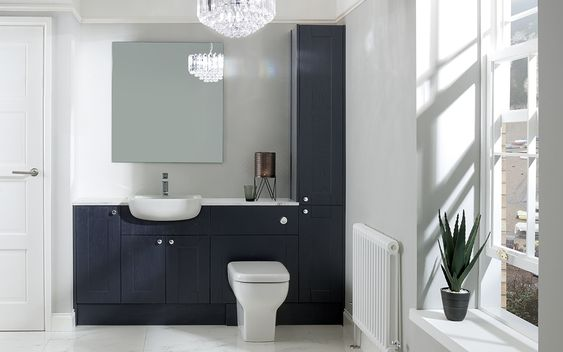 Marietta Semi Recessed Basin In 2020 Bathroom Furniture
