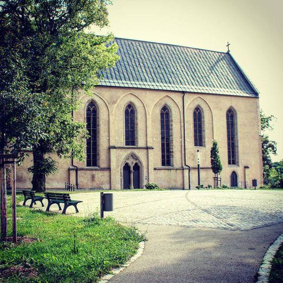 Zum #kloster #ilovezeitz