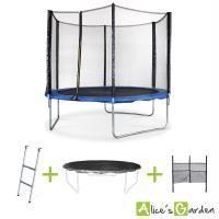 TRAMPOLINE Mars XXL - trampoline 305 avec accessoires