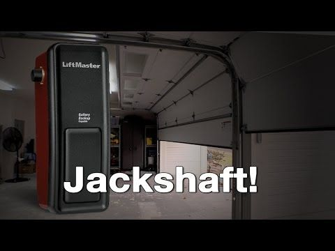 Review Liftmaster 8500 Elite Series Jackshaft Garage Door Opener Jackshaft Garage Door Opener Liftmaster Liftmaster Garage Door