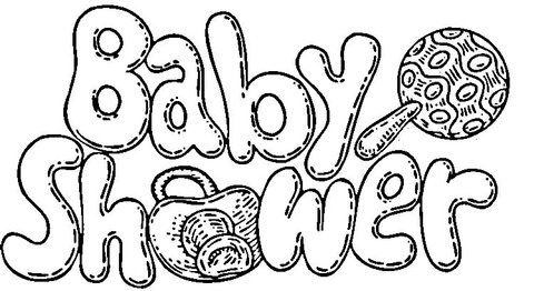 Free Printable Baby Shower Coloring Pages Baby Coloring Pages Baby Shower Printables Baby Shower