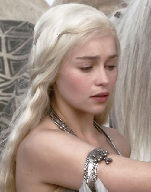 daenerys targaryen blue white - photo #20
