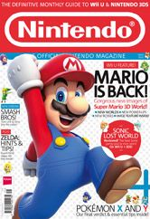 Nintendo - The first and best magazine for the Wii and Nintendo games with news, previews, reviews, and gaming tips.