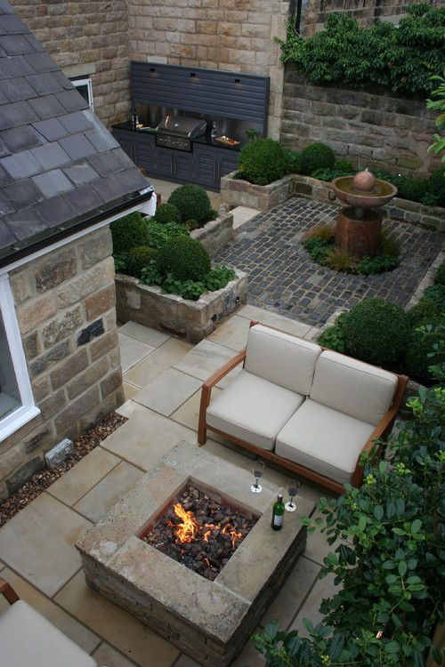 Inspired Garden Design, Yorkshire and the Humber, UK.