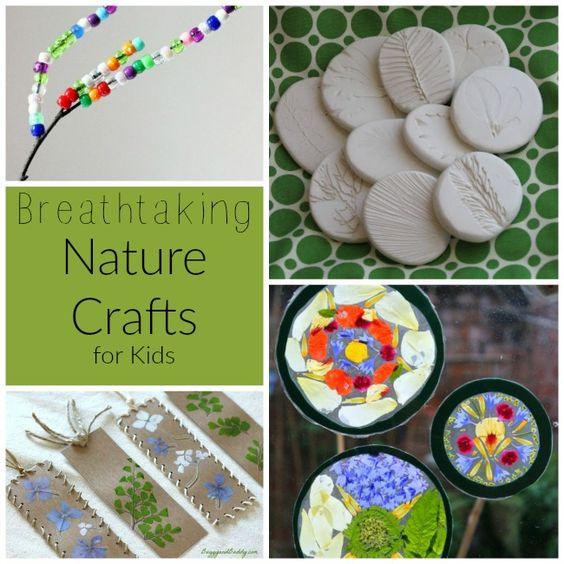 Nature crafts crafts for kids and nature on pinterest for Nature crafts for kids