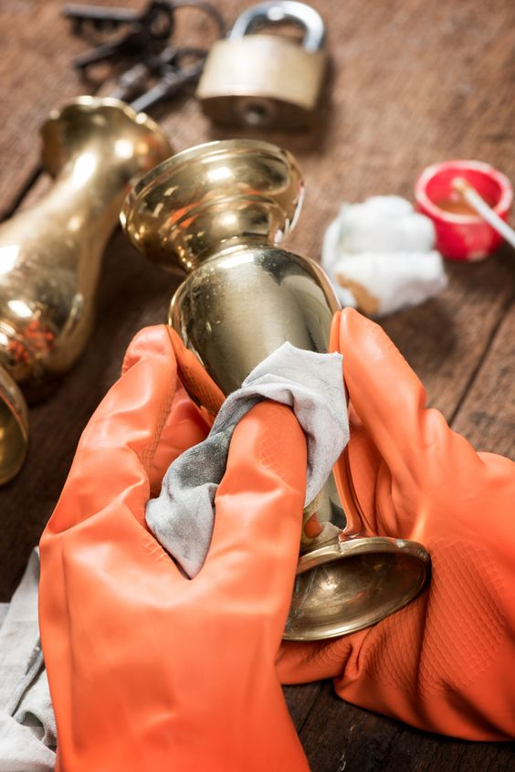 Though there are chemical brass cleaners on the market, try using some of these natural ingredients to clean brass, most of which you probably already have at home.