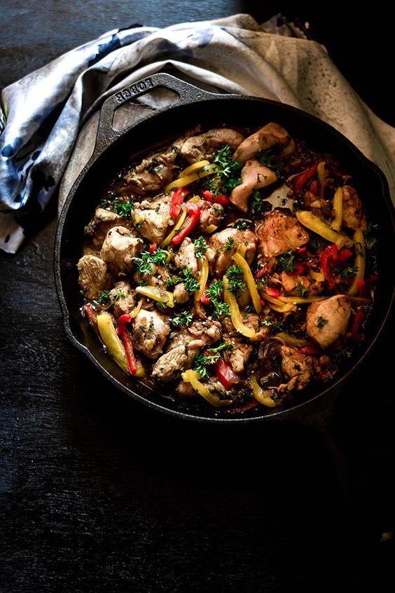 Quick Hoisin Chicken Stir-Fry: