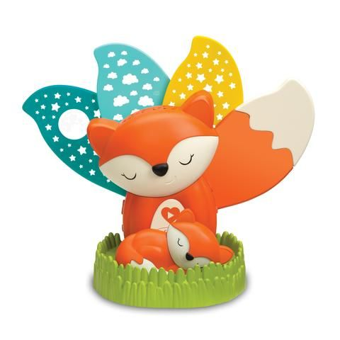 3 In 1 Musical Soother Night Light Projector Night Light