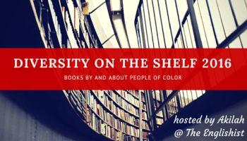 Diversity on the Shelf 2016: January Link Up