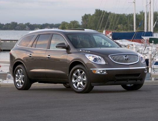 2008 12 Buick Enclave 2007 12