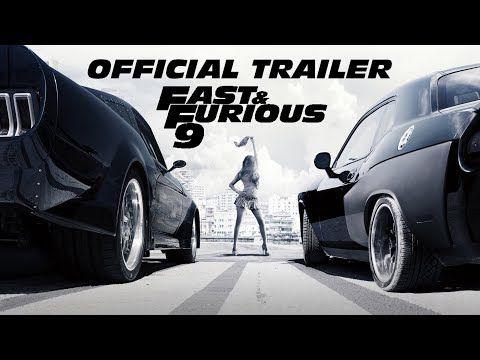 Rapido Y Furioso 9 Trailer Oficial Estrenos 2019 Hd Youtube Rapidos Y Furiosos Rapidos Y Furiosos 8 Trailer Oficial