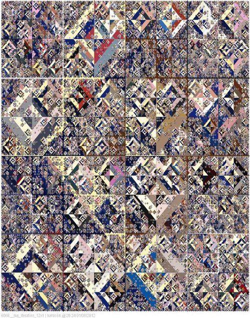 holger lippmann, fractalQuilt (via fb)