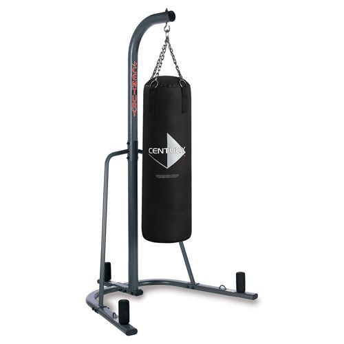 #getinthegame Designed to meet the demands of heavy hitters Easily mounts a heavy bag (sold separately) up to 100 lbs.