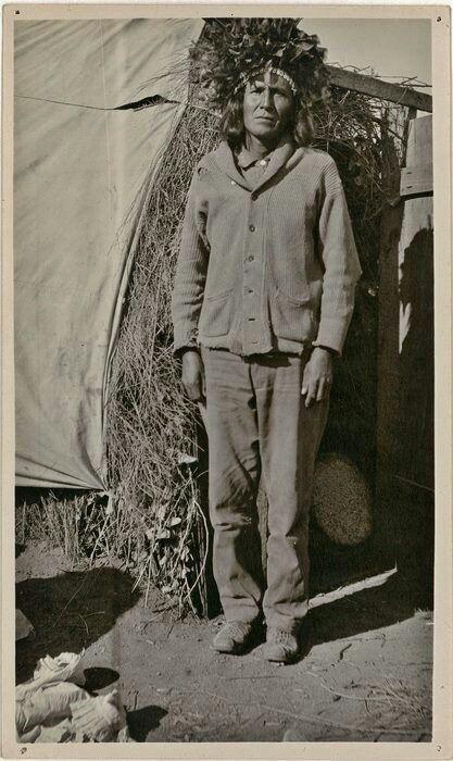 Jean Morgan another San Carlos apache