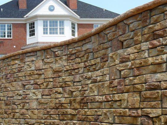 Redi-Rock Retaining Walls