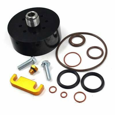 Sponsored Ebay Gold 2003 2013 For Chevy Duramax Spacer Cat Fuel