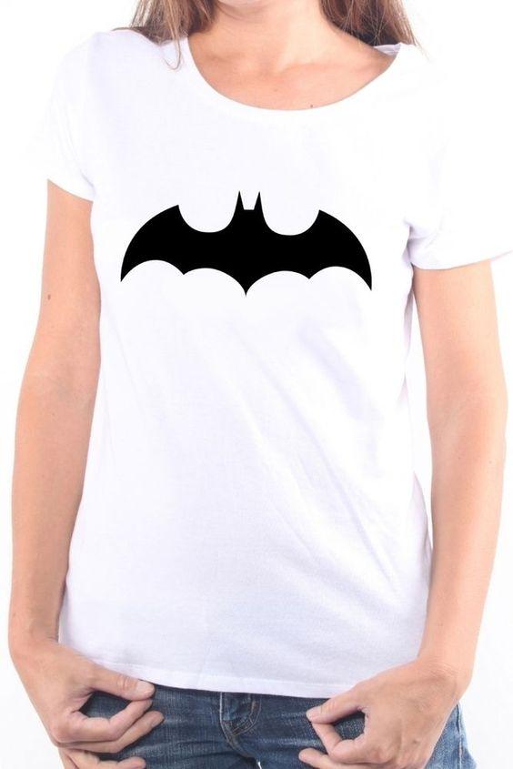 Mister Merchandise Ladies T-Shirt Batman Frauen Damen Tee